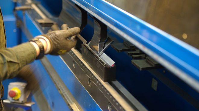 forming -press brake