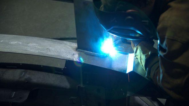 welding - samples 1